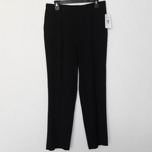 NWT Black Career/Casual Pants size 14P